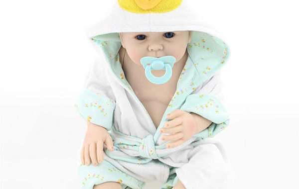 The Advantages of Silicone Reborn Babies
