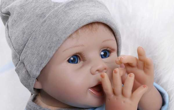 Another newborn style doll