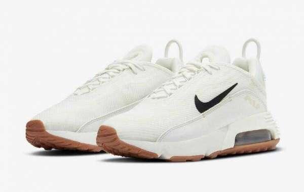 CW8610-100 Nike Air Max 2090 White Gum Releasing Soon