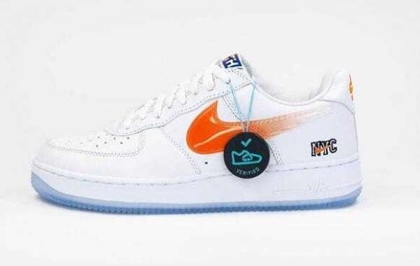 New Brand KITH x Nike Air Force 1 NYC Releasing Soon