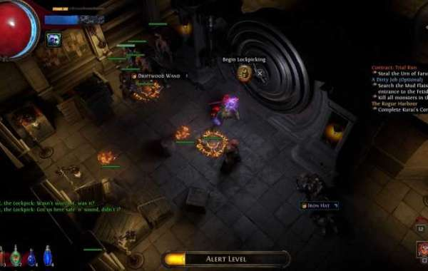 Path of Exile: 3 powerful looting buildings