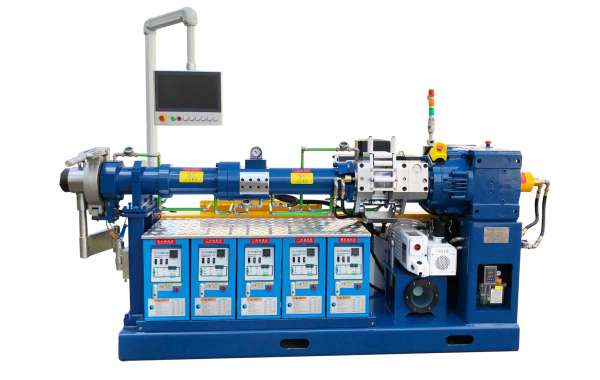 Working Principle of Rubber Extruder Is Introduced