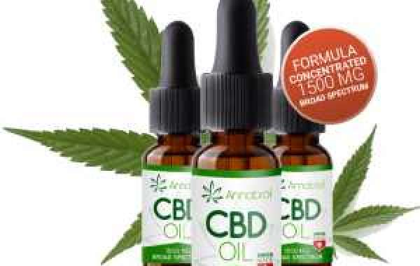 Annabiol CBD - Body Pain Free Natural CBD Oil