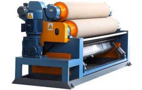 Open Type Rotary Screen Printing Machine Prevents Deformation