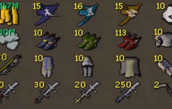 As an Ultimate Ironman, your options are even less extensive