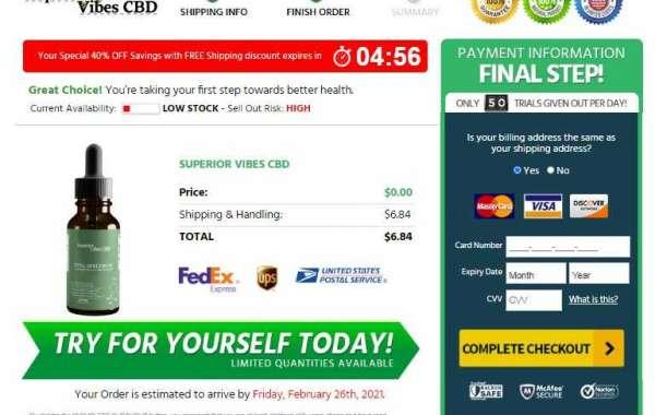 Superior Vibes CBD: High Quality Extra-Strength CBD Oil Drops and Price!