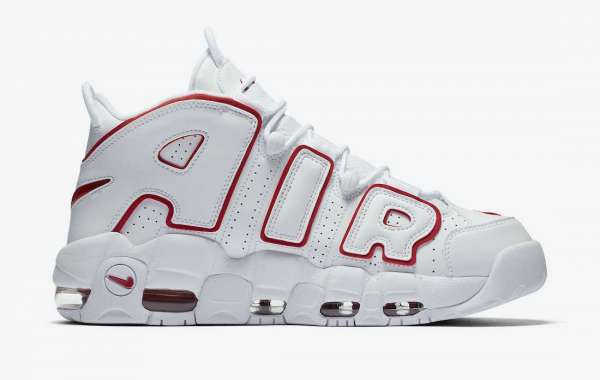 """""""Big AIR"""" Air More Uptempo 921948-102 new color is here!"""
