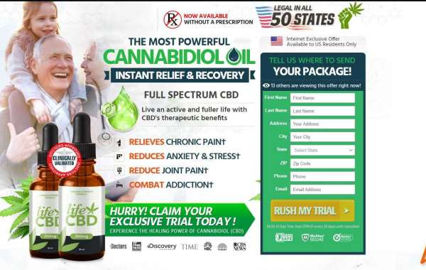 Life CBD Oil Reviews - [300MG] How To Use, Benefits, Price & Order Now! Life CBD Essential Oil