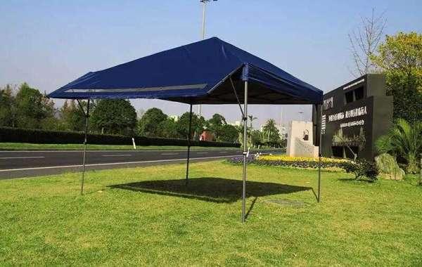 An Introduction of Top Tips to Aluminium Folding Tent