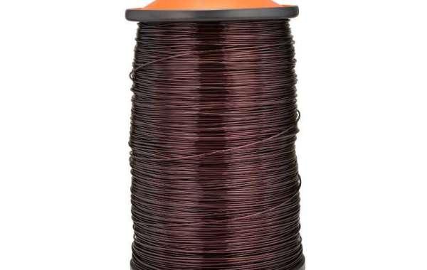 Insulation Characteristics Of Enameled Rectangular Aluminum Wire
