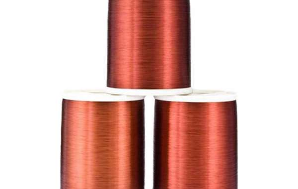 Broad Development Of Enameled Copper Strip