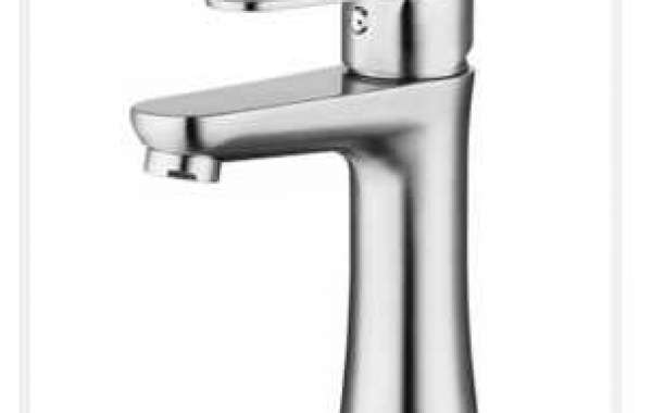 Shower With A Hot And Cold Faucet