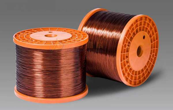 Rectangular Enameled Wire And Copper Clad Aluminum Wire