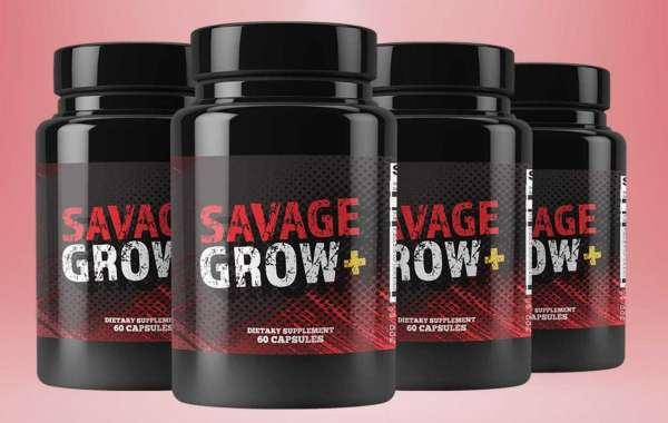 https://www.facebook.com/Savage-Grow-Plus-101515925197557/