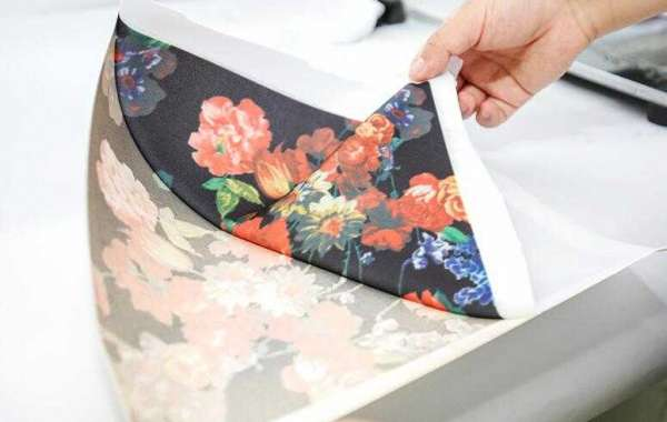How To Color The Dye Sublimation Paper