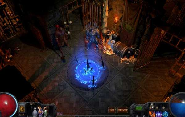 GGG hopes to improve something before the release of Path of Exile 2
