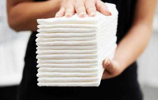 Production Technology Of Airlaid Paper