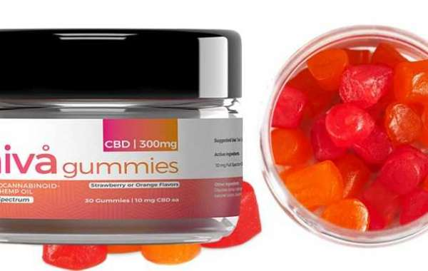 Niva CBD Gummies Reviews