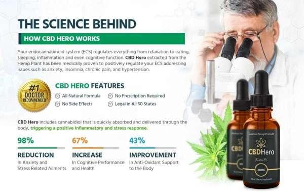 CBD Hero Essential Oil Reviews