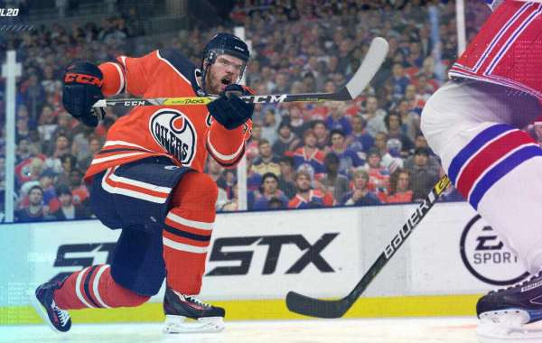 EA Sports has posted an in-intensity gameplay video for NHL 21
