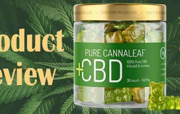 CannaLeaf CBD Gummies Reviews : Advance Formula, Advance Your Well-Being With CannaLeaf CBD Gummies!