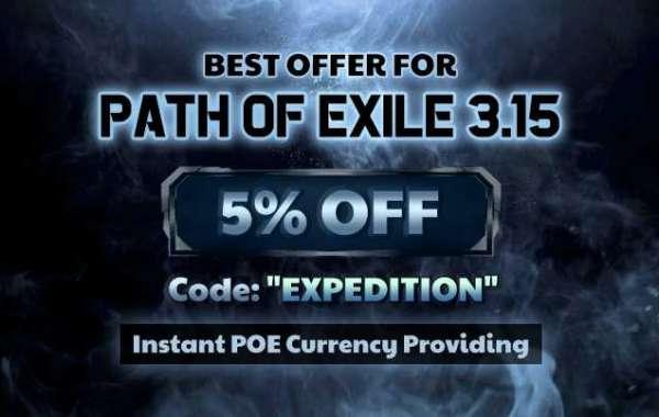 Rebalancing Path of Exile may be a big move