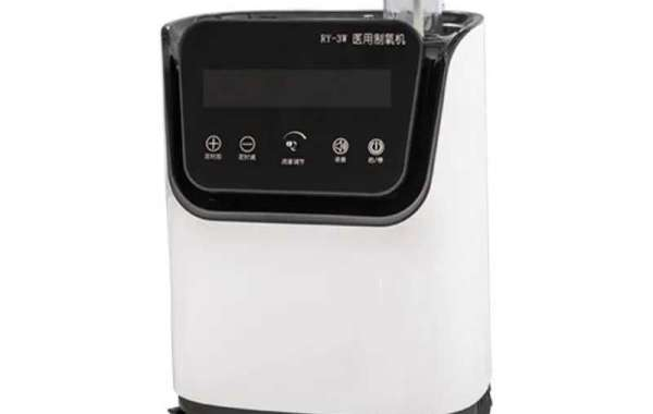 medical oxygen concentrator is more stable