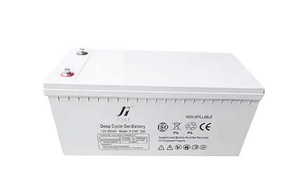 Sealed Deep Cycle Battery will not be affected by the memory effect