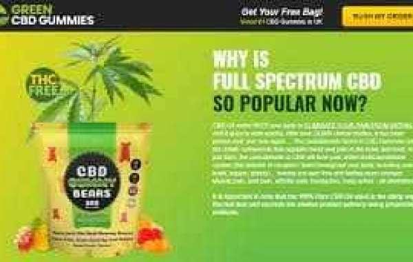 Gaias Choice CBD Gummies UK
