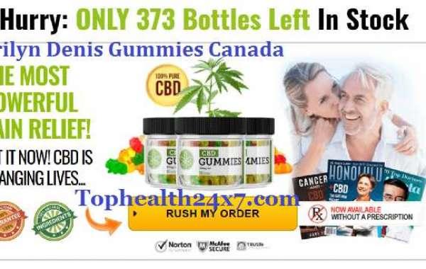 Where To Buy Marilyn Denis Gummies Canada?