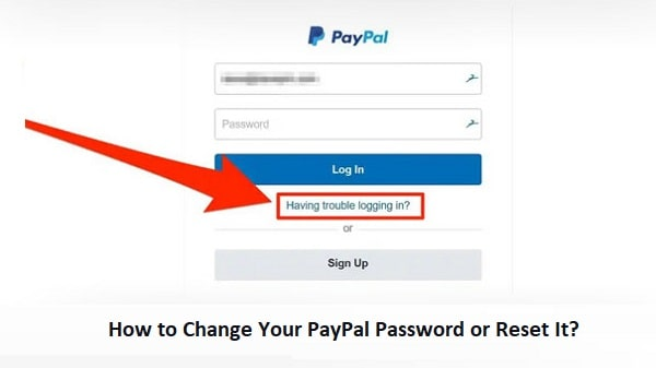 How to Change Your PayPal Password or Reset It?   Paypalwiki.com