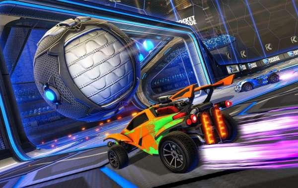 Rocket League pronounces some welcome modifications