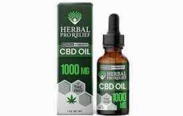 Herbal Pro Relief CBD Oil Price