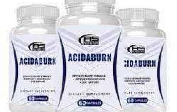 Acidaburn Pills Reviews