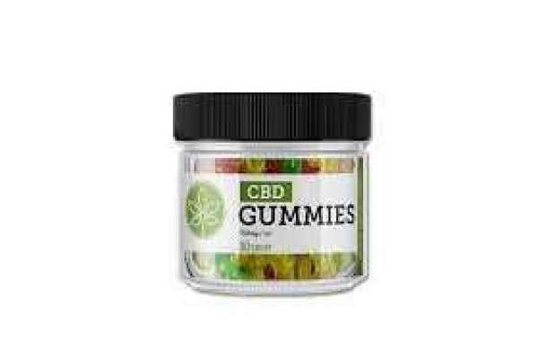 Tranquil Leaf CBD Gummies