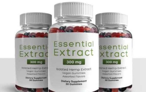 Essential CBD Gummies Reviews, Ingredients, Benefits, Price & Buy!