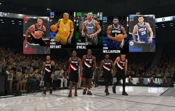 NBA2K is able to surpass the shadow of the NBA